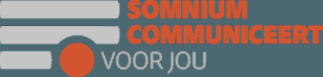Somnium communiceert • voor jou